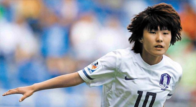 Ji So-yun Chosen as Player of the Year in English Women's Football League