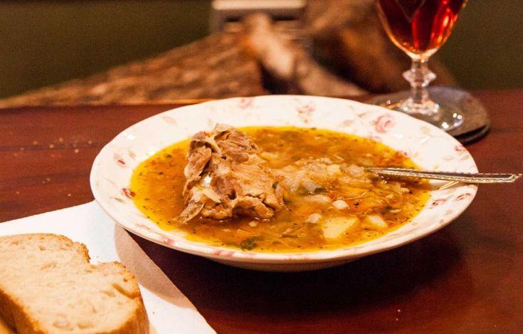 Σερραϊκό μπορτς χωρίς παντζάρι - Συνταγές - Γιορτές και καλέσματα | γαστρονόμος