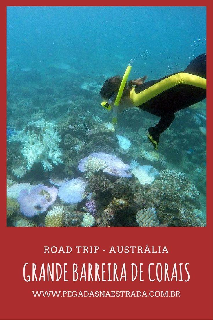 Conheça a Grande Barreira de Corais da Austrália em um passeio incrível a partir de Cairns.