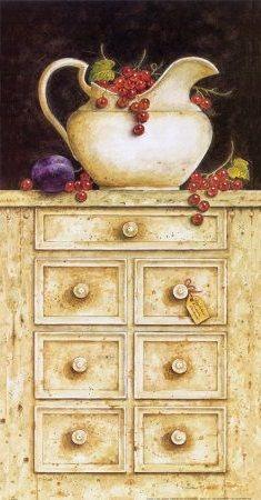 Urn on a Dresser III (Eric Barjot)