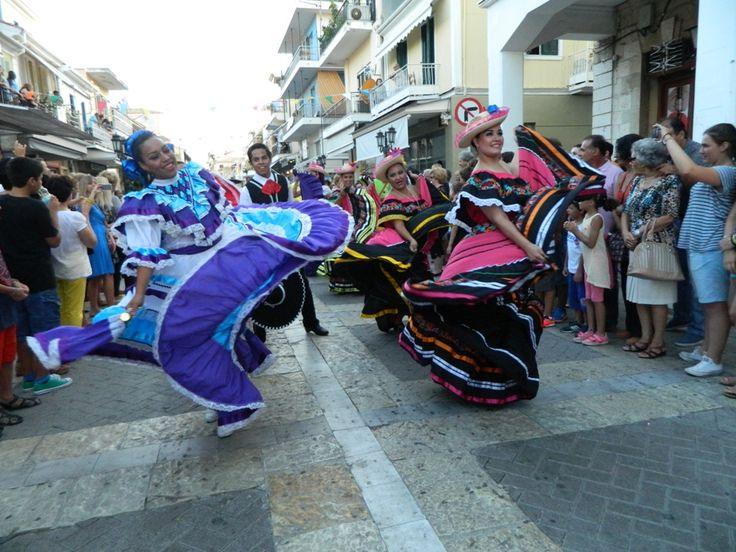 52ο Διεθνές Φεστιβάλ Φολκλόρ. (17-24/08/2014). Ensemble de Poesia, Musica y Danza. San Judas Tadeo. Mexico.