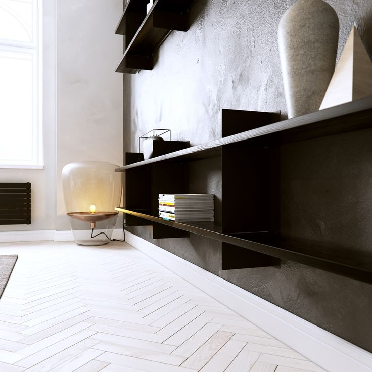 Shelf system kliff by FuuXo