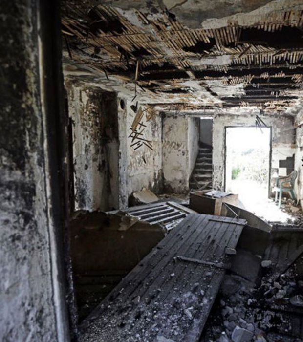 Ville Fantôme: Les habitants ont abandonné leurs maisons