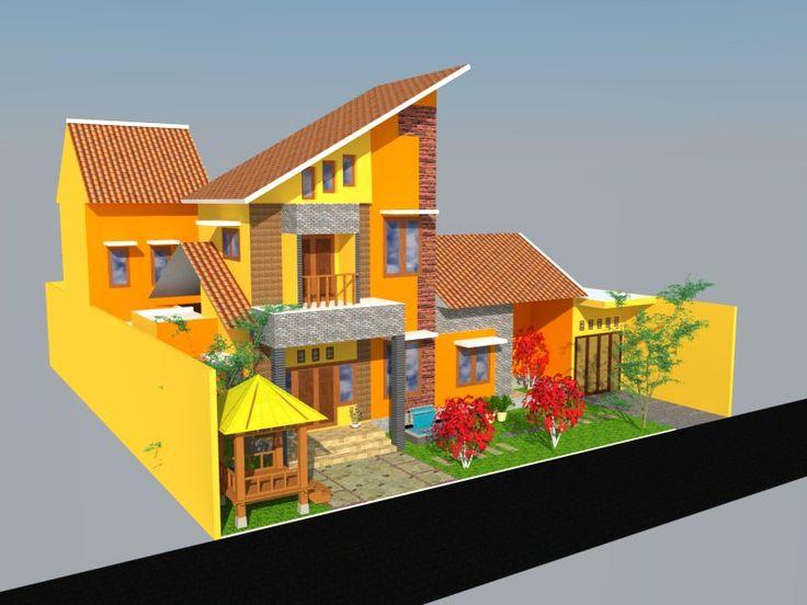 Perspective 1_Perancangan Arsitektur 1