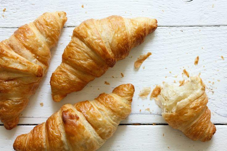 Recette de Croissants par Alain Ducasse