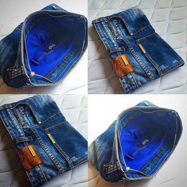 大流行のクラッチバッグ!DIYもできちゃうデニムクラッチに要注目♪ | CRASIA(クラシア)