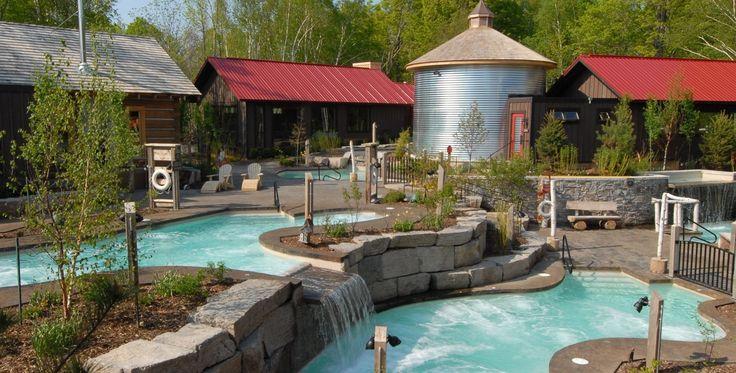 Scandinave Spa Blue Mountain. Scandinavian Baths Day & Resort Spa