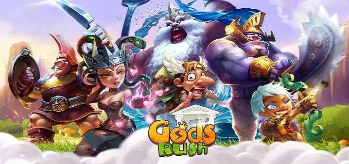 Gods Rush Hack Cheat Tool