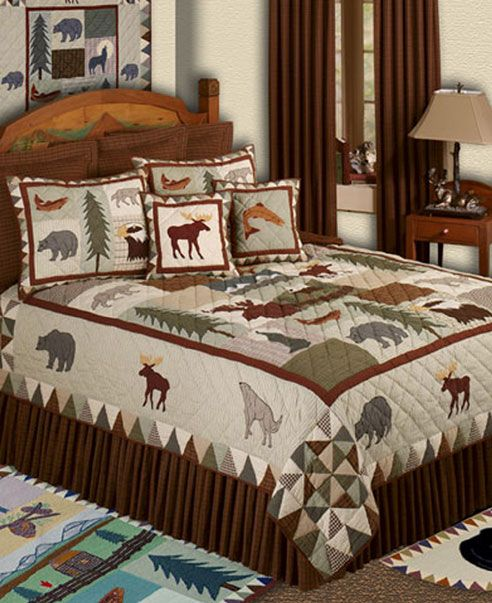 29 Best Images About Rustic Bedding On Pinterest