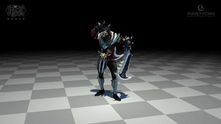 League of Legends - Ingame Animation Reel in Animation Reel on Vimeo