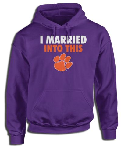 Clemson Tigers - I Married Into This