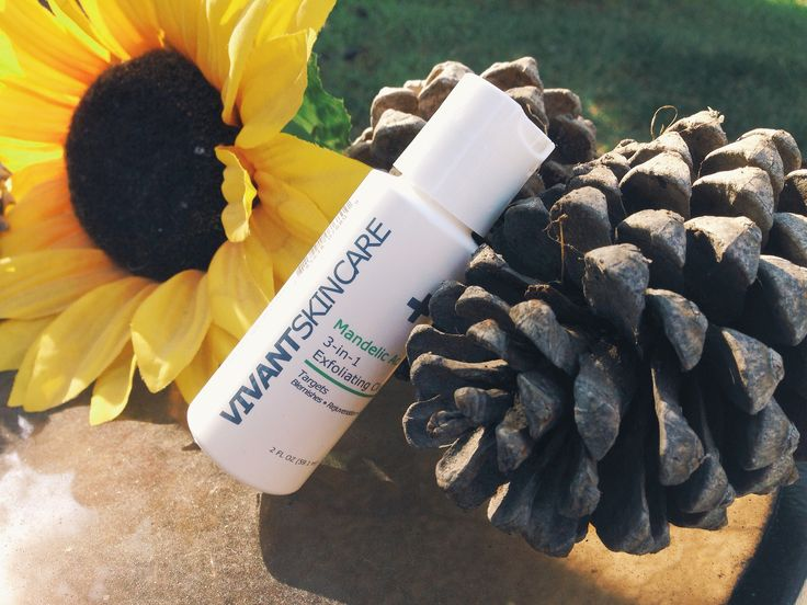 Beauty Review VIVANT Exfoliating Cleanser & GIVEAWAY