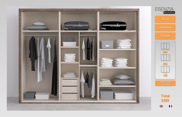 M s de 25 ideas incre bles sobre barras para colgar ropa - Configurador cocinas ikea ...
