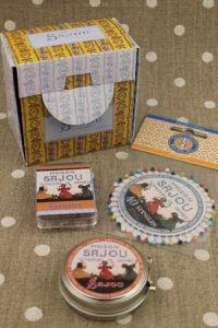 Acheter ensemble : épingles et cocons Petites Filles Sajou