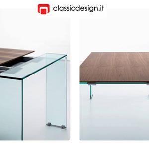 Tavolo Aria - design Andrea Lucatello - Miniforms