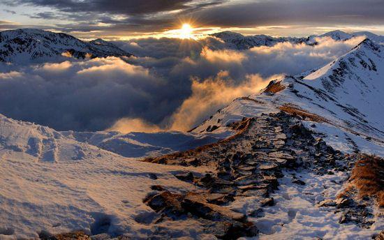 Tatry - Tatra Mountains