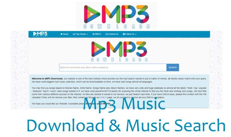 Emp3 - Mp3 Music Download & Music Search - Kikguru