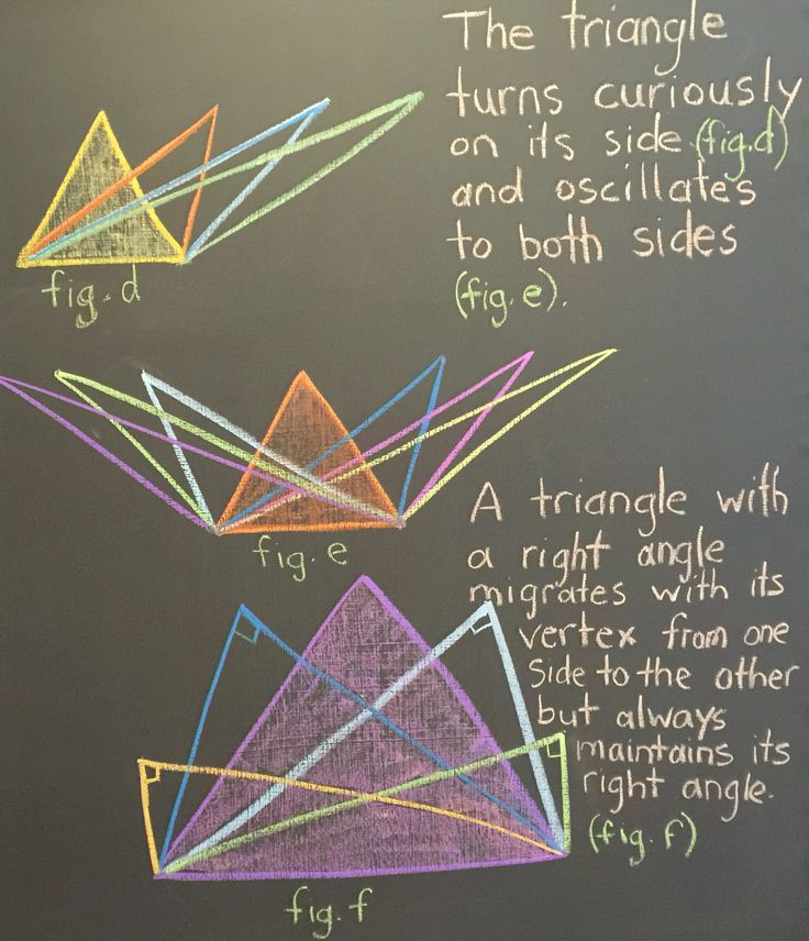 More triangle forms. Grade 4 Geometry