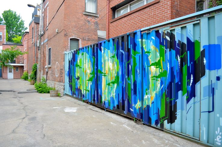 15 ruelles vertes de Montréal en photos