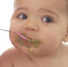Resep Makanan Bayi 6-12 Bulan Bubur Kentang Brokoli - http://resep4.blogspot.com/2013/04/resep-makanan-bayi-6-12-bulan-bubur.html Resep Masakan Bayi