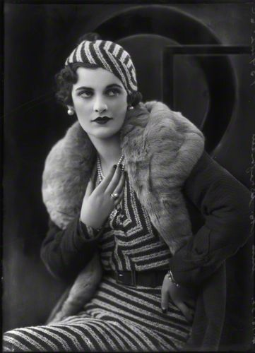 Margaret Campbell, Duchess of Argyll  By Bassano, 1932.