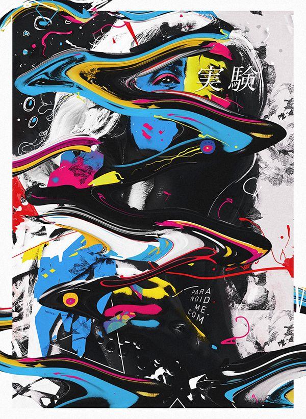 Latest Artworks / 2013 on Behance