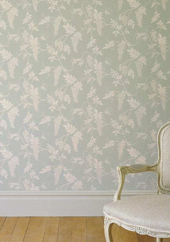 Colefax and Fowler, wallpaper
