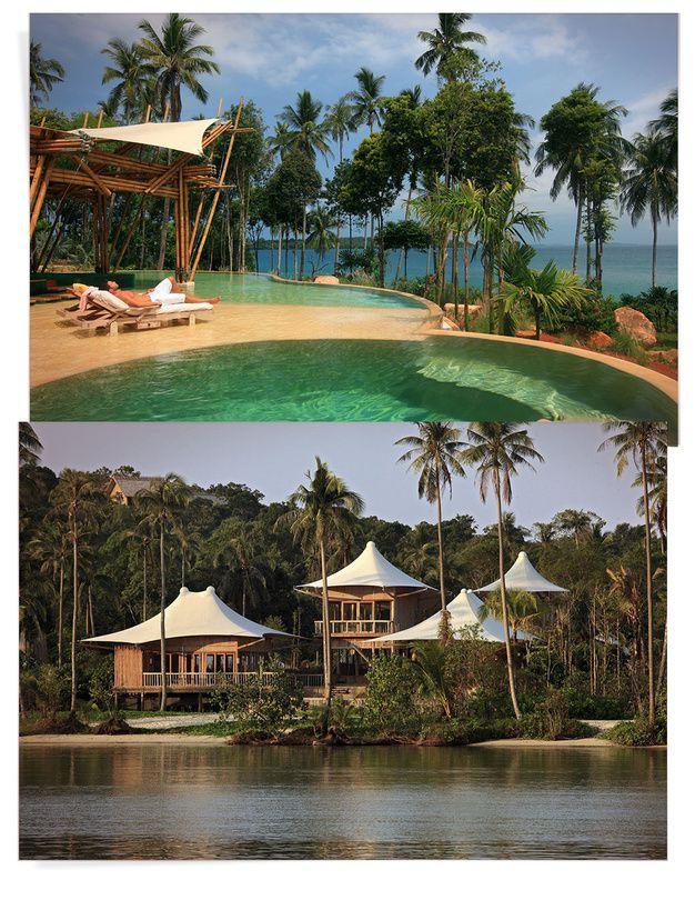 Lune de miel : 10 destinations paradisiaques thailande