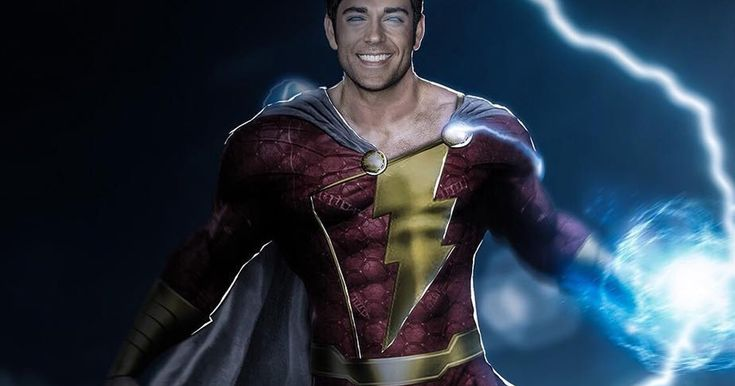 Zachary Levi Says Shazam! Is Going To Toronto (Video)