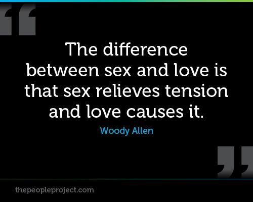 woody allen sex between two people