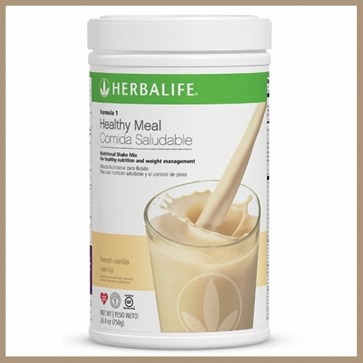 Jual Herbalife Shake Mix French Vanilla Harga Murah + Kotak Packing Aman - Toko Nutrend Herbal | Tokopedia