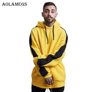 Stylish Yellow Hoodie #mens
