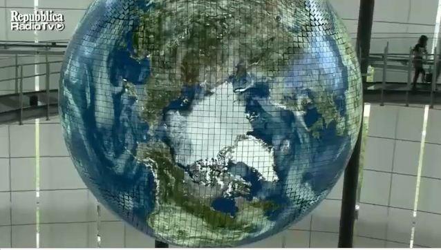 직경 6M 스크린 근접 이미지입니다.