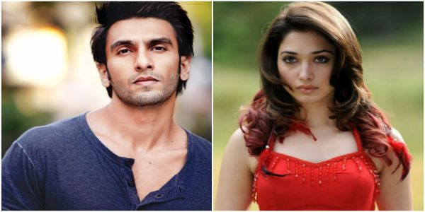 Ranveer Singh and Tamannaah Bhatia To Act In Rohit Shetty's Next,Movie producer Rohit Shetty, who lastly directed Dilwale, now wants