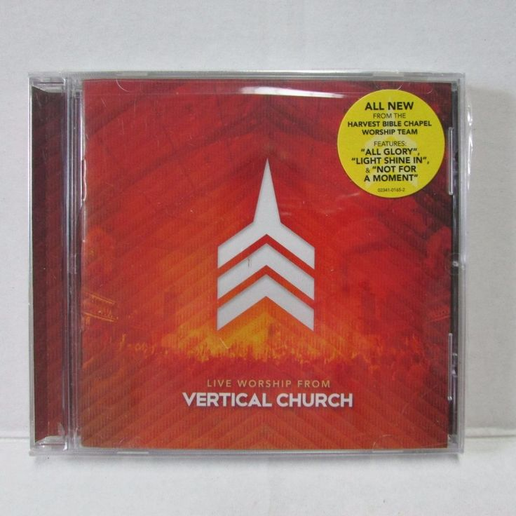 Live Worship From Vertical Church Harvest Bible Chapel Worship Team New CD #Gospel
