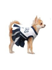 Totally getting this for dally even tho its for a dog lol Dallas Cowboys NFL Dog Cheerleader Costume-Party City