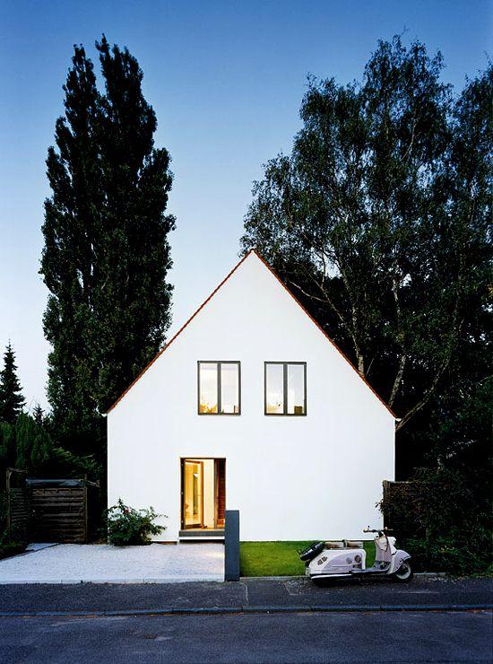 Une maison d'architecte près de Cologne