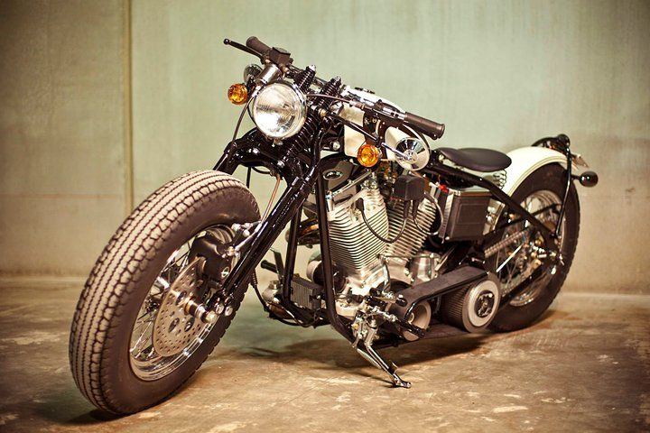 """This particular Zero is currently for sale, it features the 96"""" S V-Series Evo Engine, and original Harley-Davidson 5 Speed Transmissi..."""