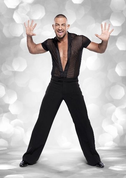 Strictly Come Dancing 2012 @ Robin Windsor