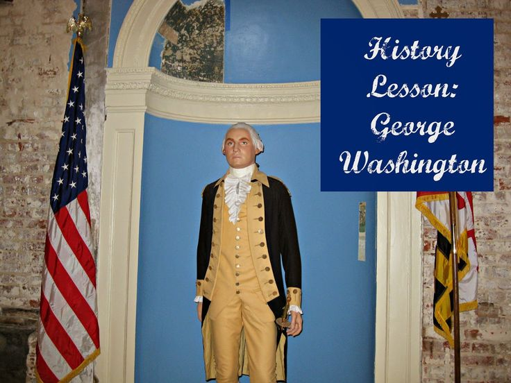 Homeschool Coffee Break: History Lesson: George Washington - President's Day - how much do you know about our first president?