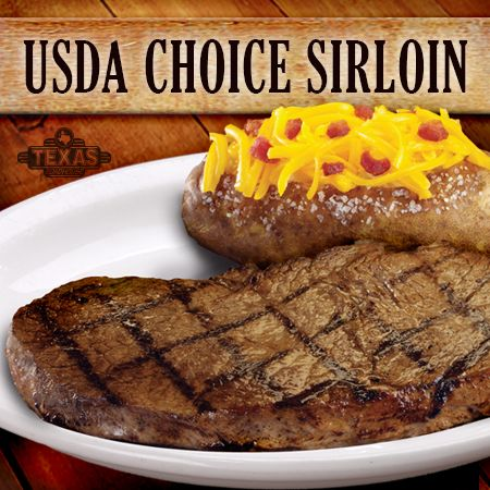 Our Sirloin Steaks are our most popular because they are hearty, flavorful, and a great value. Choose from our 6, 8, 11, and 16 ounce cuts. Served with your choice of two sides.