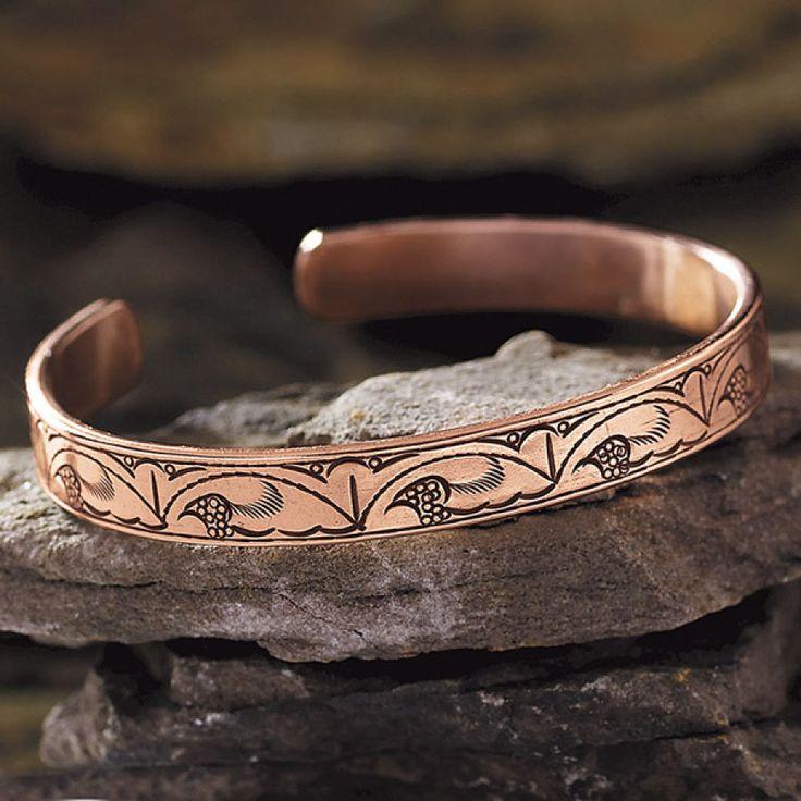 Copper Power Bracelet - Women's Clothing & Symbolic Jewelry – Sexy, Fantasy, Romantic Fashions