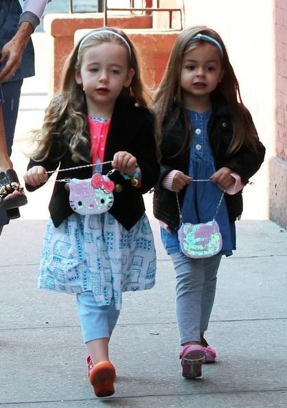 Sarah Jessica Parker's Girls