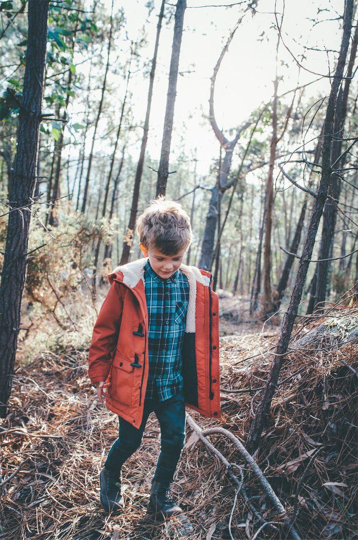 BOYS & TREES | KIDS-EDITORIALS | ZARA United Kingdom