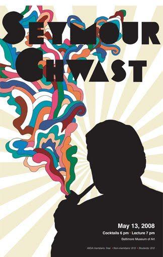 Seymour Chwast meets Milton Glaser...