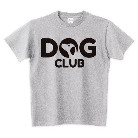 DOG CLUB | デザインTシャツ通販 T-SHIRTS TRINITY(Tシャツトリニティ)