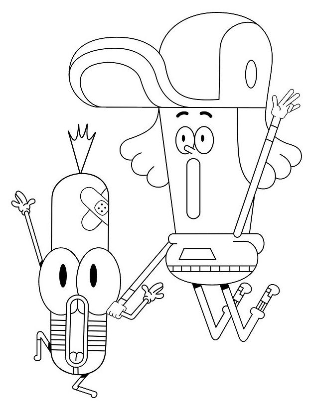 Pinky Malinky Coloringpages Coloring Pages Nick Jr Coloring Pages Coloring Pages For Kids