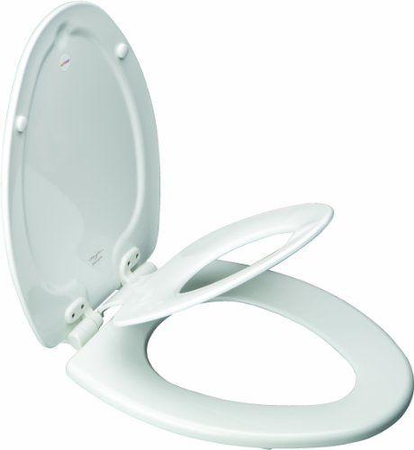 Mayfair 183SLOWA NextStep Adult Toilet Seat with Built-in...