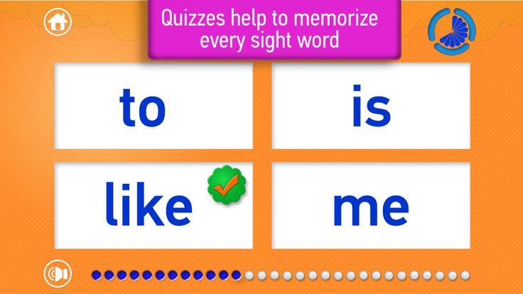 how to read english words for kids