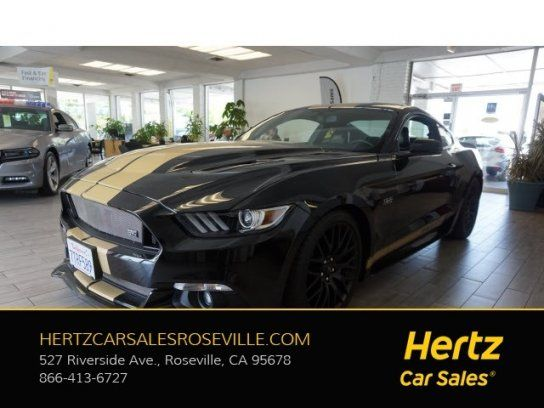Coupe, 2016 Ford Mustang GT Coupe with 2 Door in Roseville, CA (95678)